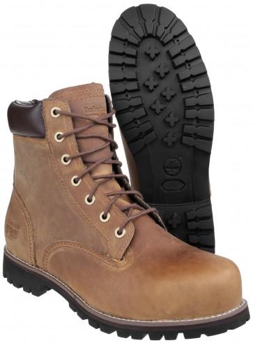 d713eebbd4f Timberland Eagle S3 Gaucho Mens GYW Safety Boot Brix Workwear