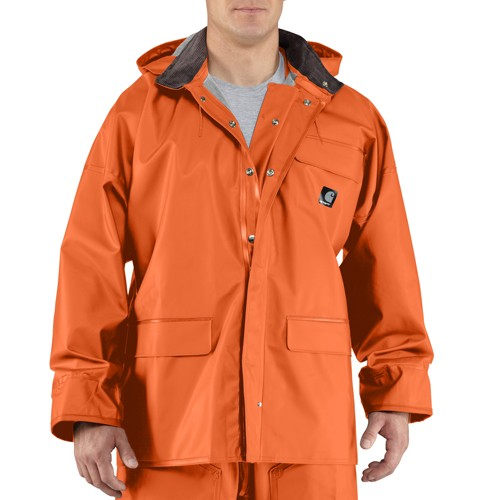 high quality most popular free delivery Carhartt 100100 Surrey Coat - Orange Brix Workwear
