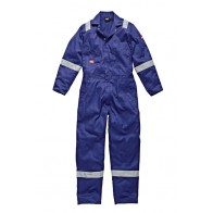 Dickies WD2279  Overall Boilersuit Royal Blue